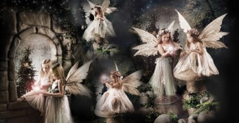 Fairies…Can this be the easiest money you can make with a few props and your camera?