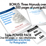 How I Went From a Starving, Struggling, Near Broke Studio Owner to Earning Over 6 Figures a Year in my Photography Studio Using Marketing Strategies