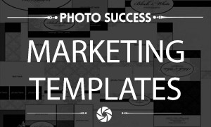 Photography marketing templates and photoshop actions