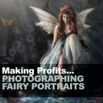 Marketing Your photography business with fairy portraits