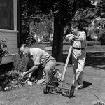 Why I don't do yard maintenance….