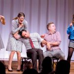 DO what you're supposed to do…..Lessons from Second City